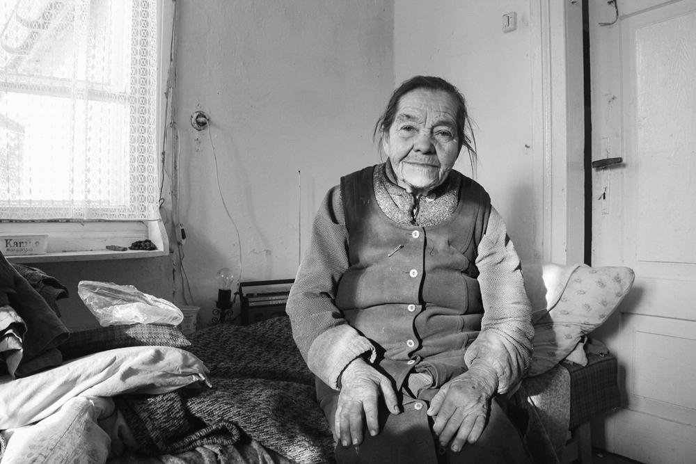 """Agnieszka Hunicz, z cyklu """"80 i więcej"""", 2014 (źródło: materiały prasowe organizatora)"""