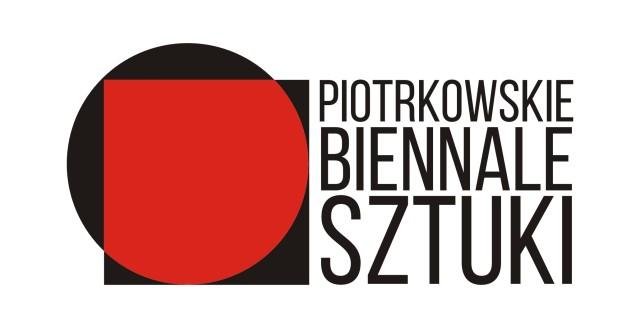 IV Piotrkowskie Biennale Sztuki – logo (źródło: materiały prasowe organizatora)