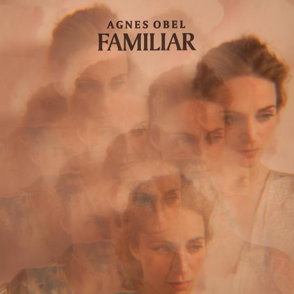 """Agnes Obel, """"Familiar"""" – okładka singla (źródło: materiały prasowe wydawcy)"""