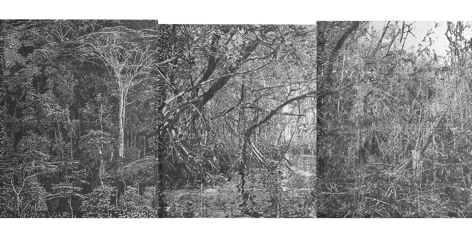 """Agnieszka Kalinowska, """"Hiding Place"""", 2016, fot. archiwum artystki (źródło: materiały prasowe organizatora)"""