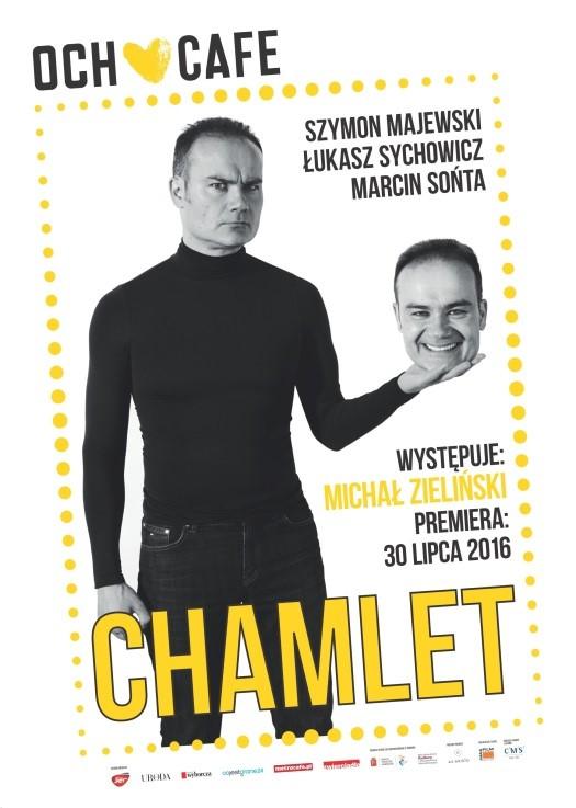 """""""Chamlet"""" – plakat (źródło: materiały prasowe organizatora)"""