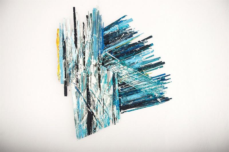 """Dariusz Pala, """"Piana"""", 2014 (źródło: materiały prasowe organizatora)"""