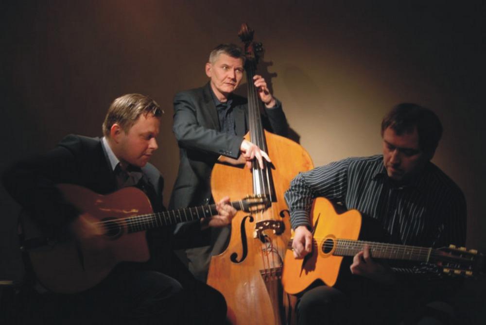 Hot D'Jazz Trio (źródło: materiały prasowe organizatora)