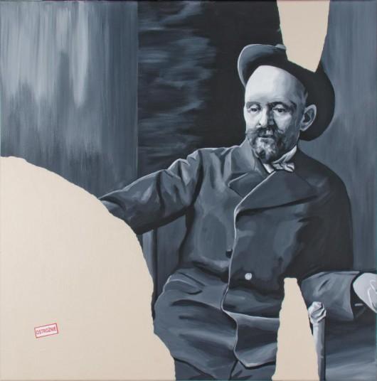 """Bartek Jarmoliński, """"Introdukcja"""", 2016 (źródło: materiały prasowe organizatora)"""