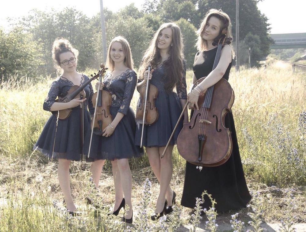 Kwartet Infinito (źródło: materiały prasowe organizatora)