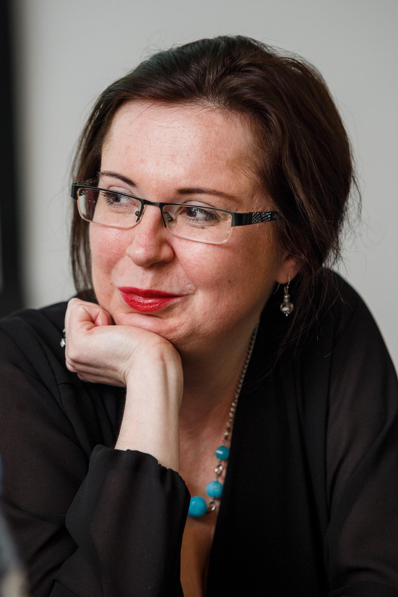 Marta Podgórnik, fot. Maciej Jarzębiński (źródło: materiały prasowe organizatora)