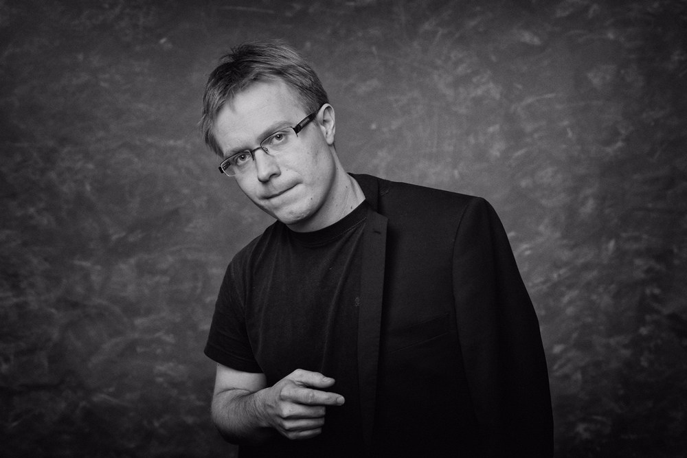 Marcin Świątkiewicz, fot. Leszek Zych (źródło: materiały prasowe organizatora)
