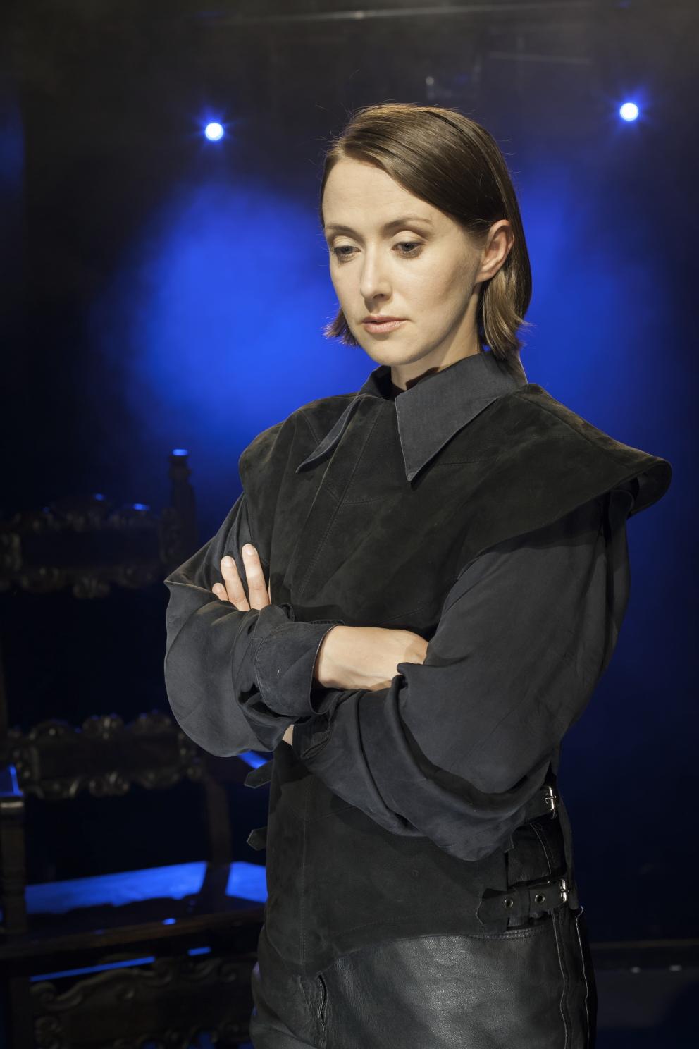 """Marzena Lubaszka, """"Joanna D'Arc w STU"""", fot. Paweł Nowosławski (źródło: materiały prasowe organizatora)"""