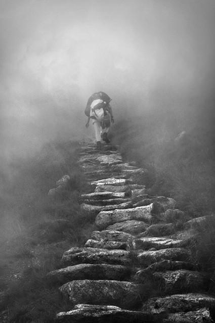 """Paweł Opaliński, """"Searching God In the Fog"""" (źródło: materiały prasowe organizatora)"""