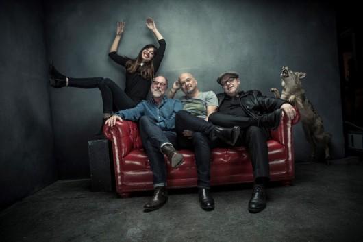 """Pixies, """"Head Carrier"""", zdjęcie zespołu (źródło: materiały prasowe)"""