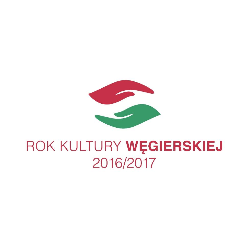 Rok Kultury Węgierskiej w Polsce, logo (źródło: materiały prasowe organizatora)