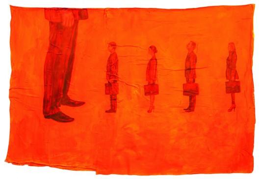 "Sebastian Krok, ""Corp Us"", 2016 (źródło: materiały prasowe organizatora)"
