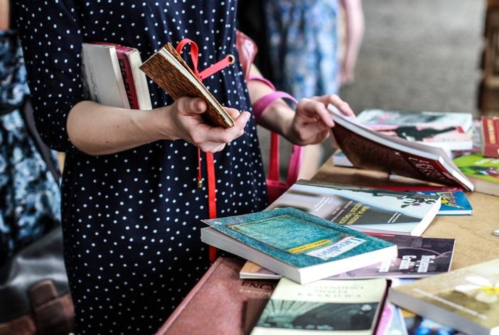 Weekendy z literaturą (źródło: materiały prasowe organizatora)