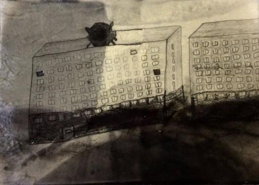 """Angelika Markul """"Bambi w Czarnobylu"""" 2014 (źródło: materiały prasowe organizatora)"""