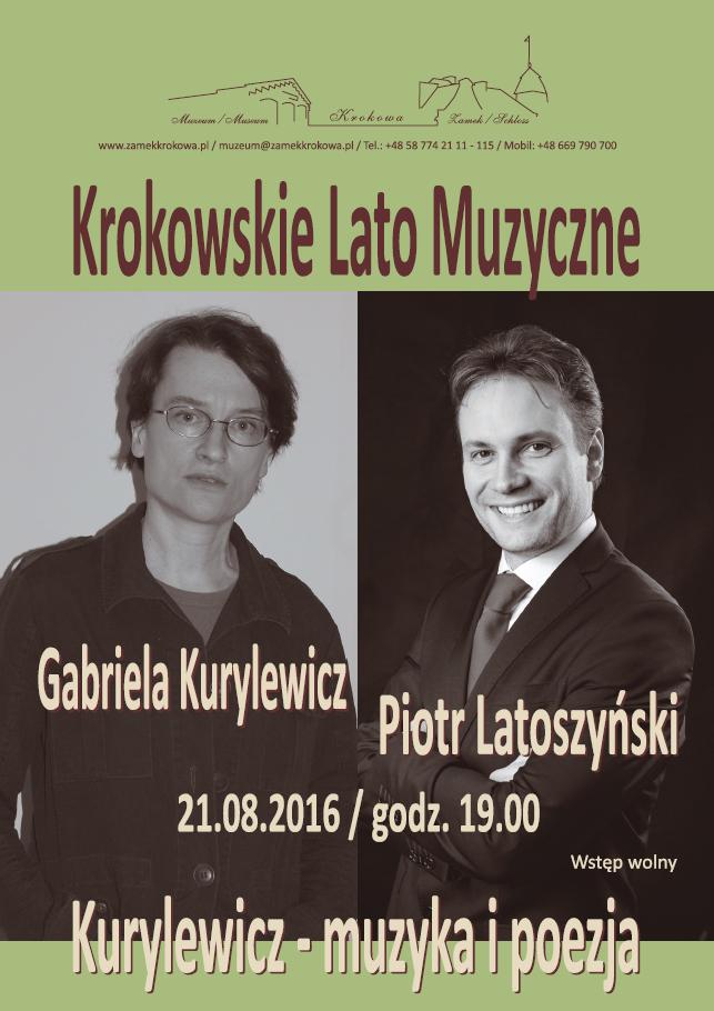 Gabriela Kurylewicz i Piotr Latoszyński (źródło: materiały prasowe organizatora)