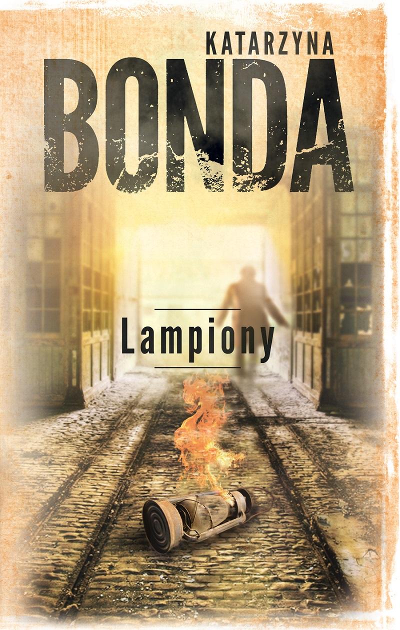 """Katarzyna Bonda, """"Lampiony"""" (źródło: mat. pras. wydawcy)"""