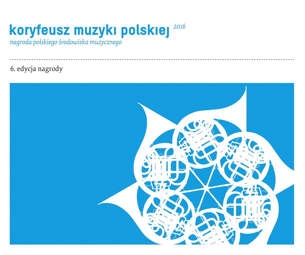 """""""Koryfeusz Muzyki Polskiej"""" – plakat (źródło: materiały prasowe organizatora)"""