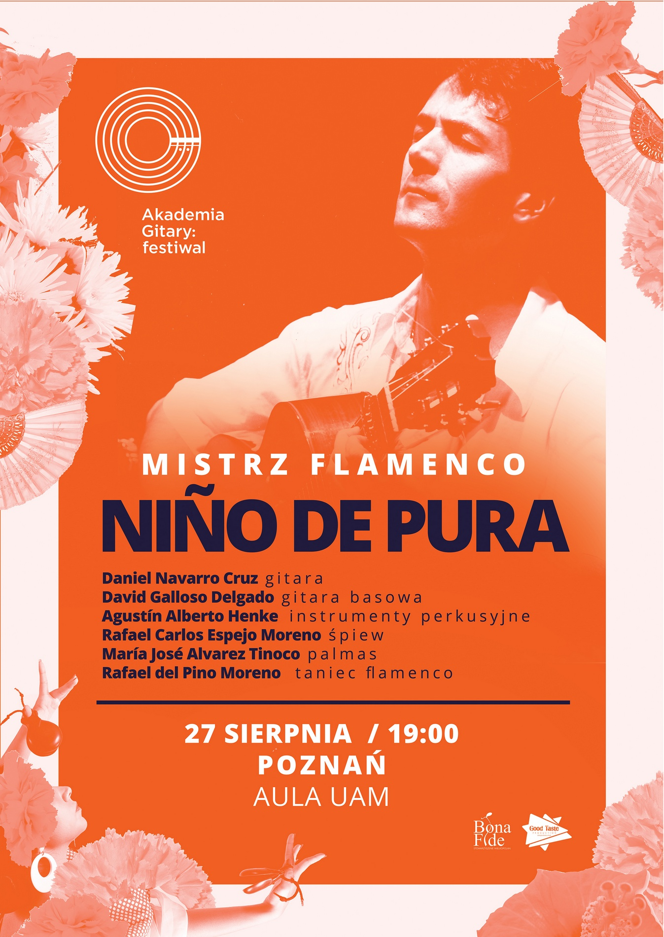 Niño de Pura – plakat (źródło: materiały prasowe organizatora)