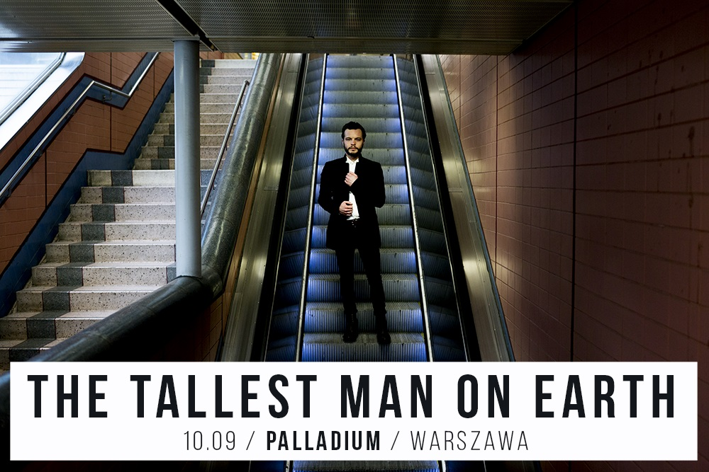 The Tallest Man on Earth (źródło: materiały prasowe organizatora)