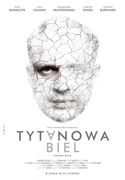 """""""Tytanowa biel"""", proj. Andrzej Pągowski (źródło: materiały prasowe dystrybutora)"""