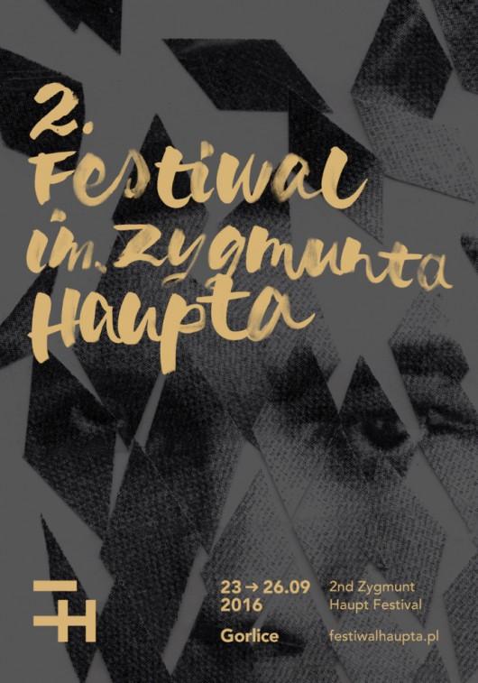 2. Festiwal im. Zygmunta Haupta (źródło: mat. pras. organizatora)