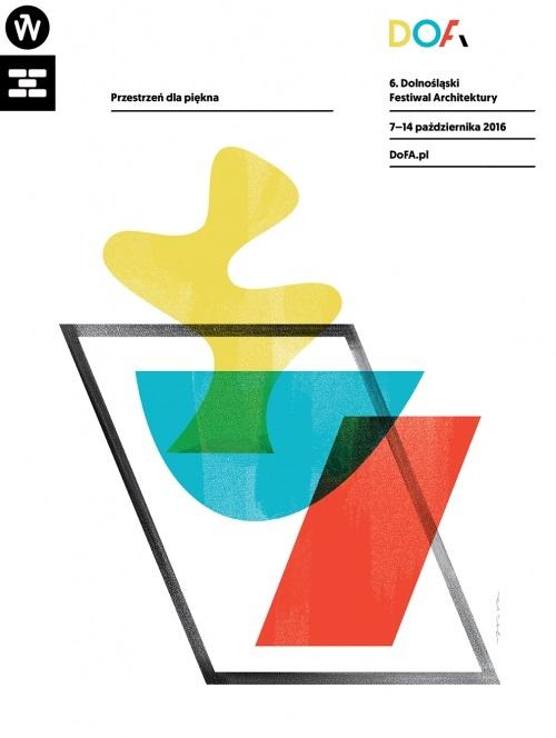 """""""6. Dolnośląski Festiwal Architektury"""" (źródło: materiały prasowe organizatora)"""