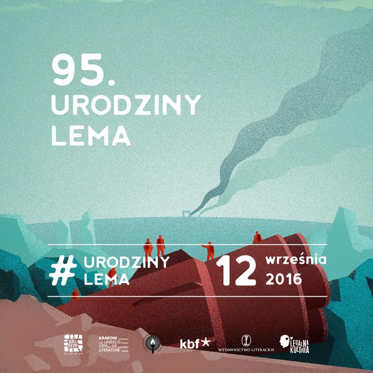 """""""95. Urodziny Stanisława Lema"""" (źródło: materiały prasowe organizatora)"""