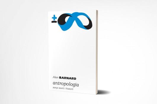 """Alan Barnard, """"Antropologia. Zarys teorii i historii"""" (źródło: mat. pras. wydawcy)"""