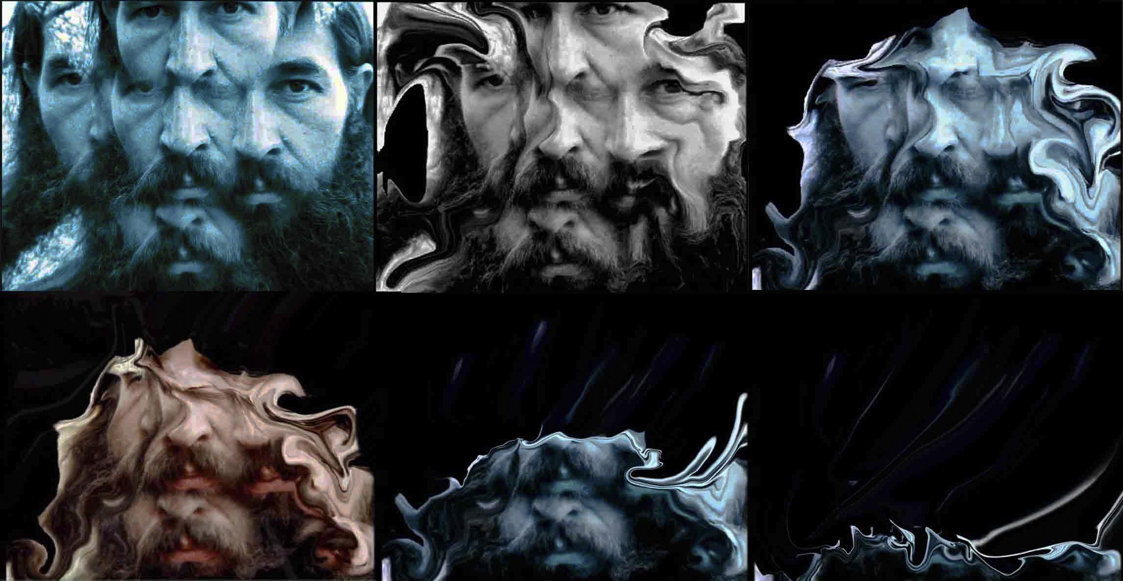 """Andrzej Dudek-Dürer, """"Mental Steps"""", 2001-2002, video (źródło: materiały prasowe organizatora)"""