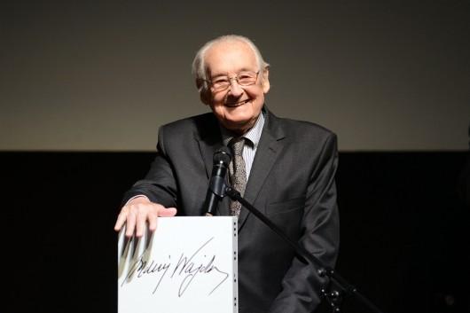 Andrzej Wajda, fot. Marcin Kułakowski, PISF (źródło: materiały prasowe organizatora)