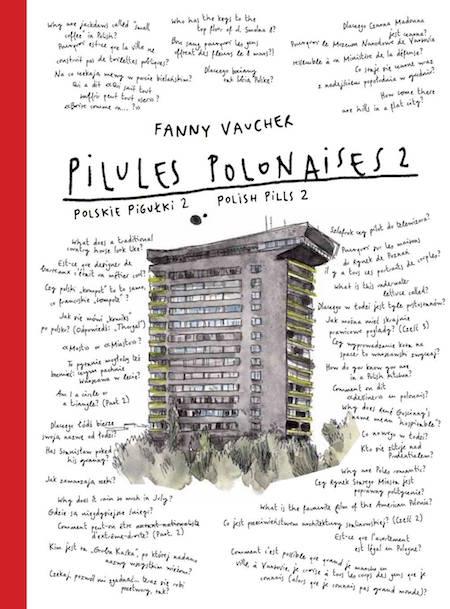 """Fanny Vaucher, """"Polskie pigułki 2"""" (mat. pras. wydawcy)"""