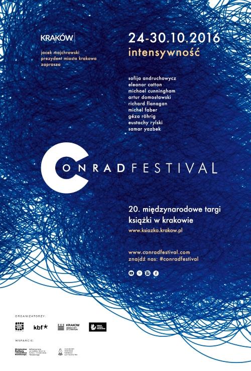 "8. Festiwal Conrada ""Intensywność"" (źródło: mat. pras. organizatora)"