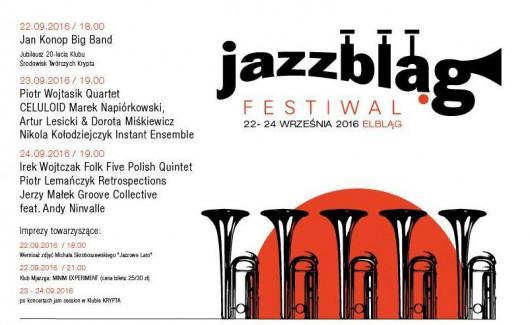 Festiwal Jazzbląg (źródło: materiały prasowe organizatora)