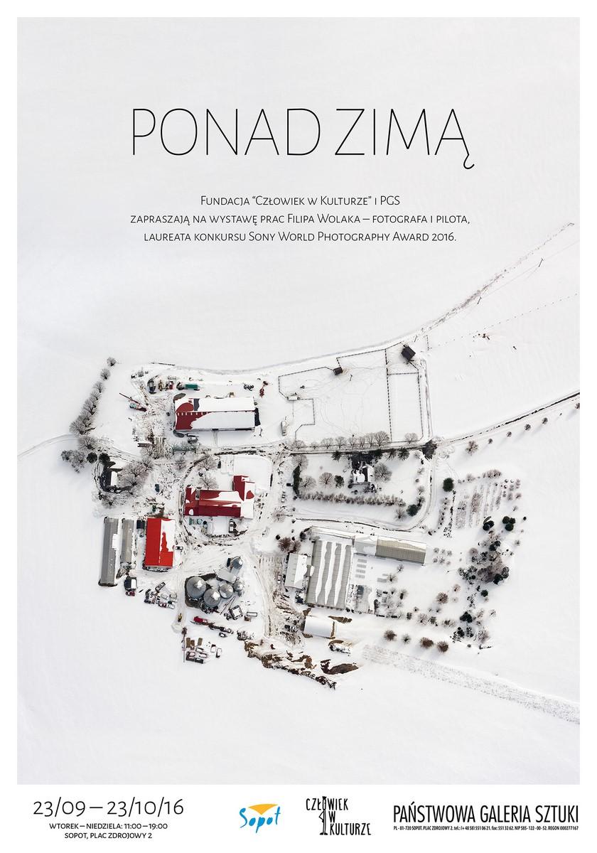 """Filip Wolak, """"Ponad zimą"""" (źródło: materiały prasowe organizatora)"""