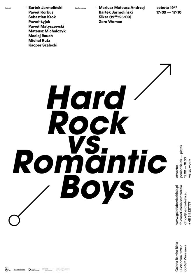 """Hard Rock vs. Romantic Boys"" (źródło: materiały prasowe organizatora)"