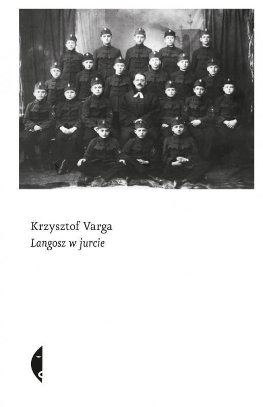 """Krzysztof Varga, """"Langosz w jurcie"""" (źródło: mat. pras. wydawcy)"""