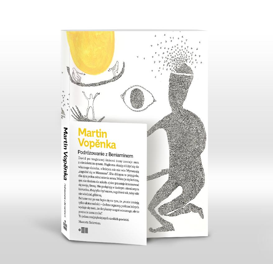 """Martin Vopěnka, """"Podróżowanie z Beniaminem"""" (źródło: mat. pras. wydawcy)"""
