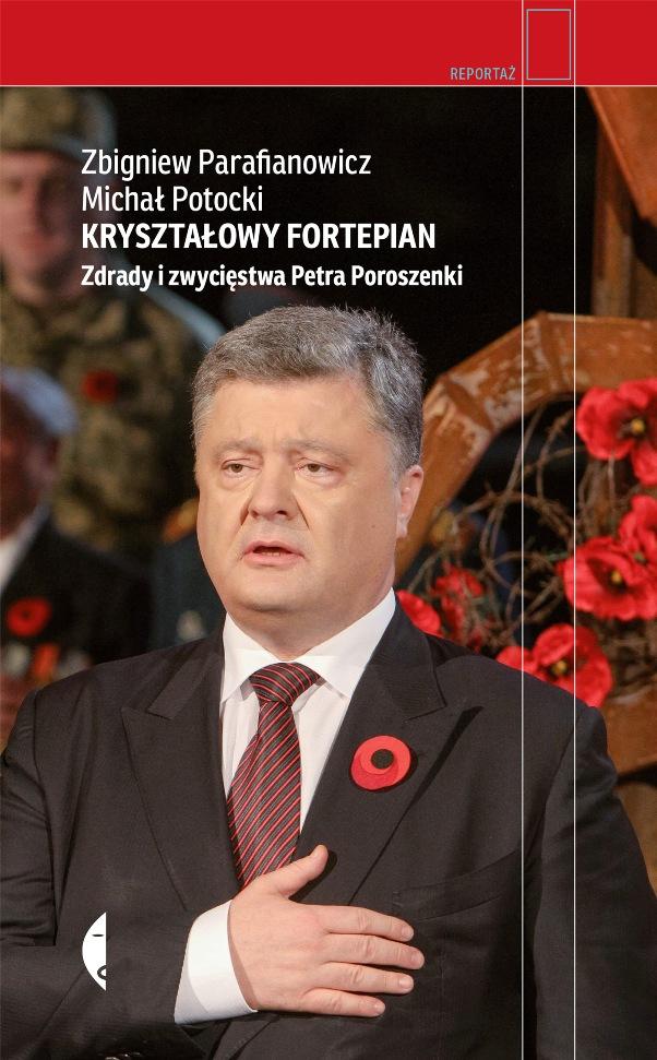 """Michał Potocki, Zbigniew Parafianowicz, """"Kryształowy fortepian"""" (źródło: mat. pras. wydawcy)"""
