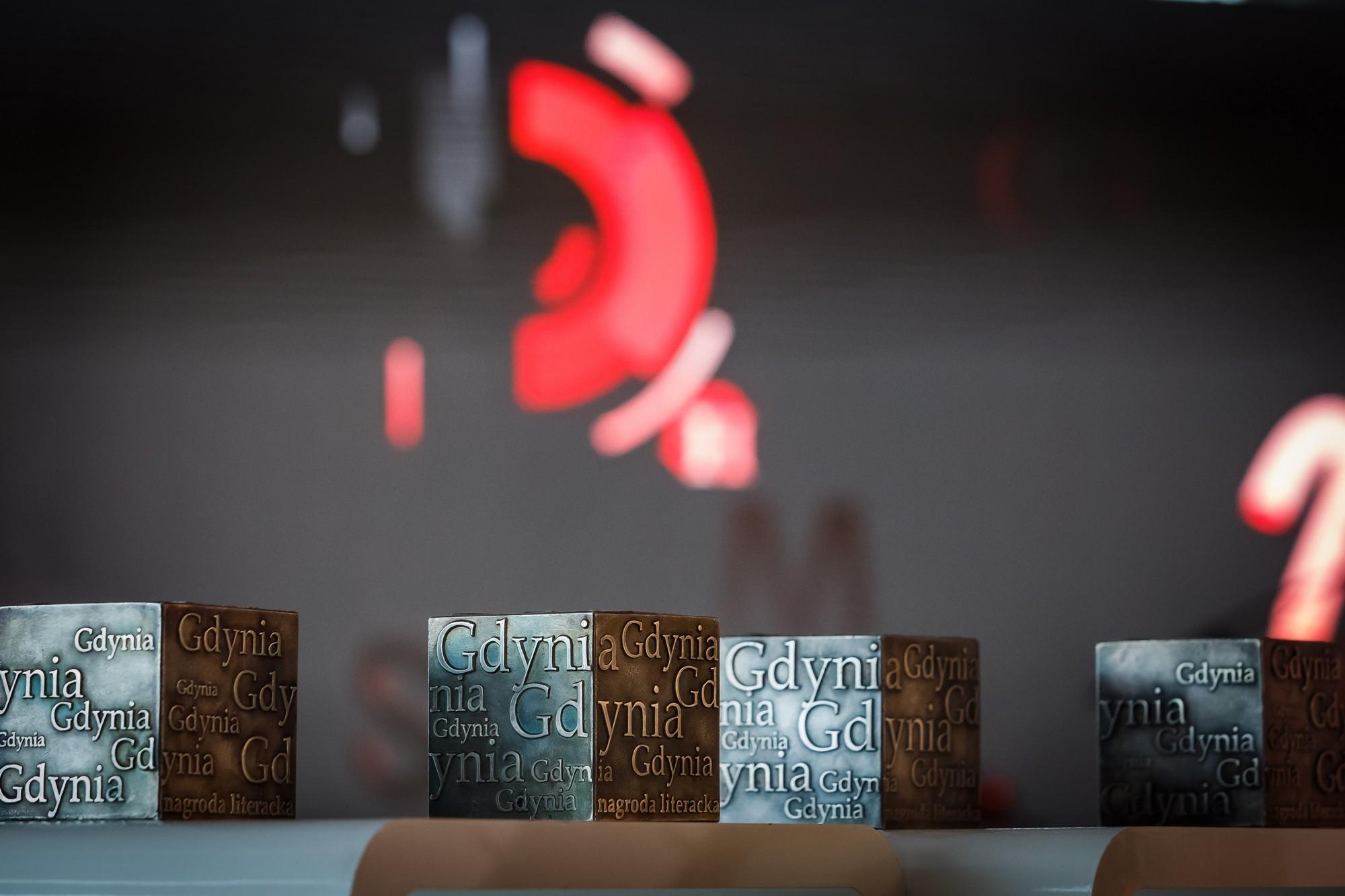 Nagroda Literacka Gdynia, kostki, fot. Wojtek Rojek (źródło: materiały prasowe organizatora)
