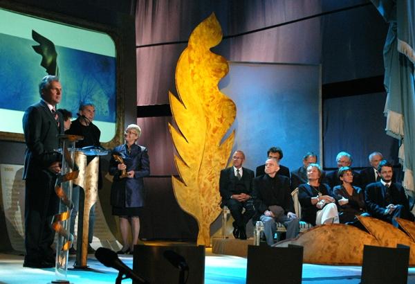 Nagroda Nike 2005 (źródło: Wikimedia Commons)
