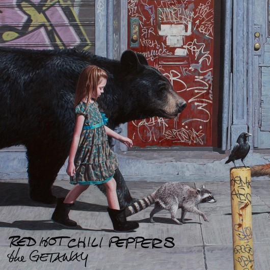 """Red Hot Chili Peppers, """"The Getaway"""" – okładka płyty (źródło: materiały prasowe wydawcy)"""