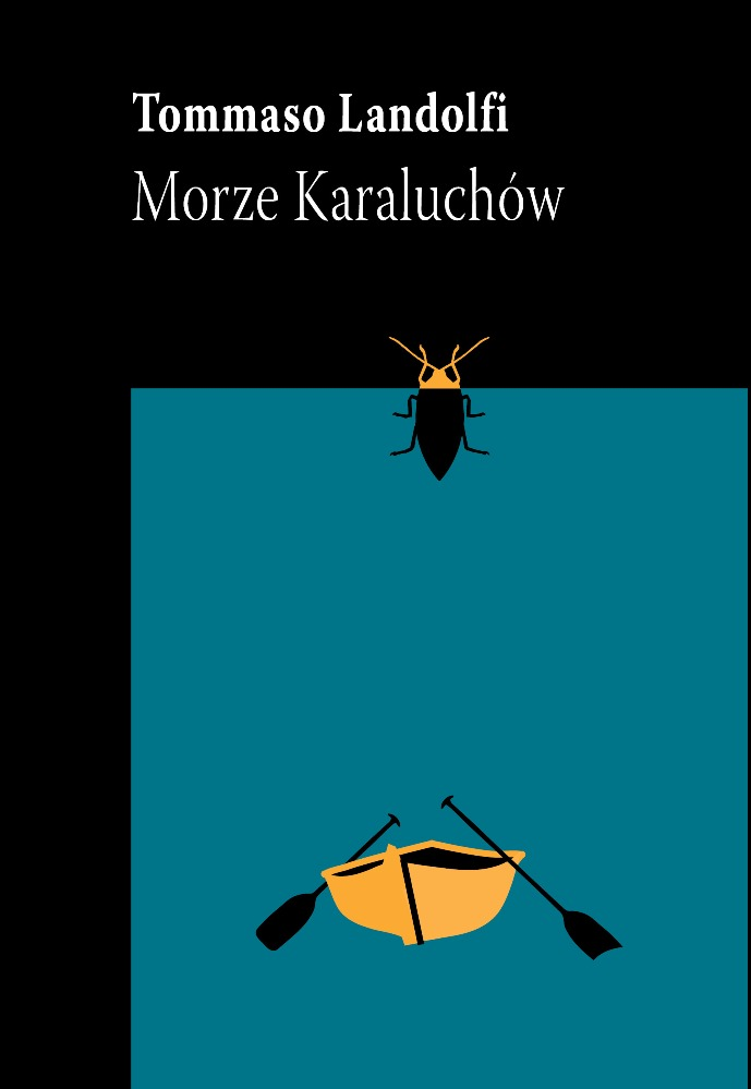 """Tomasso Landolfi, """"Morze karaluchów"""" (źródło: mat. pras. wydawcy)"""