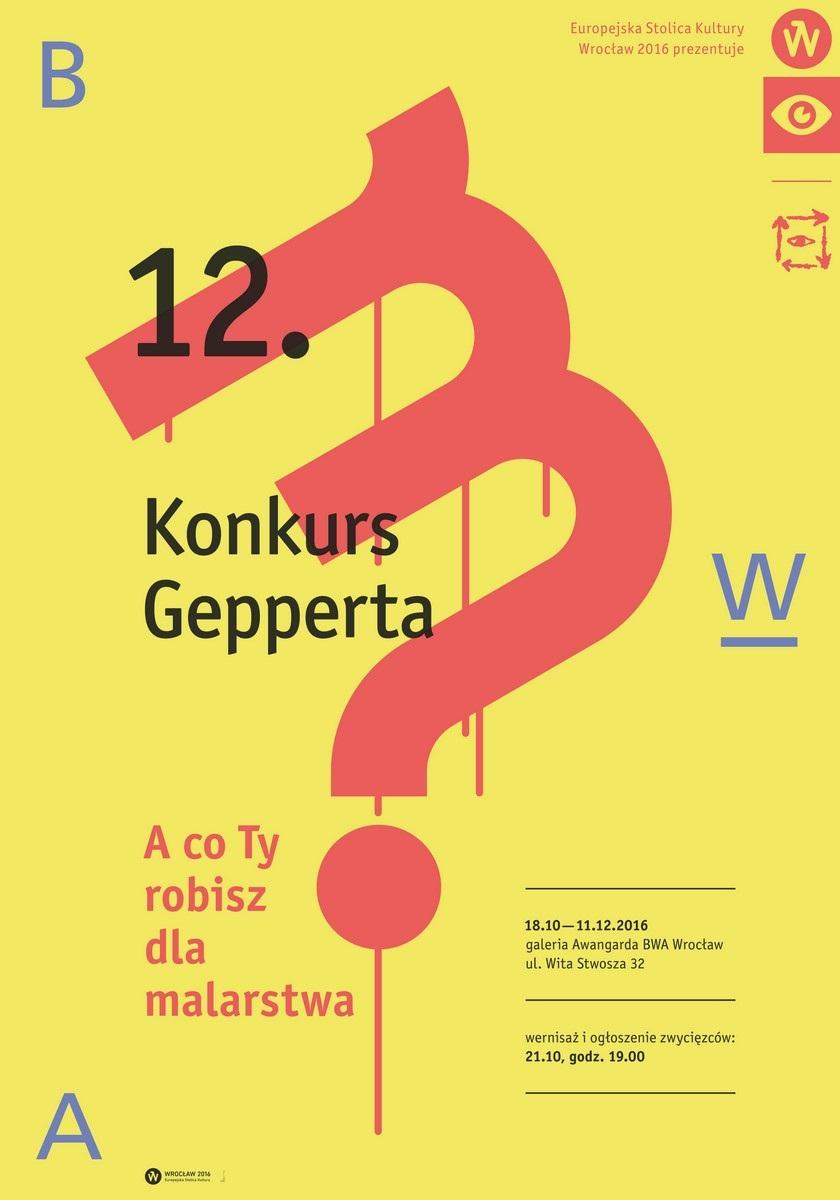 """12. Konkurs Gepperta"" (źródło: materiały prasowe organizatora)"