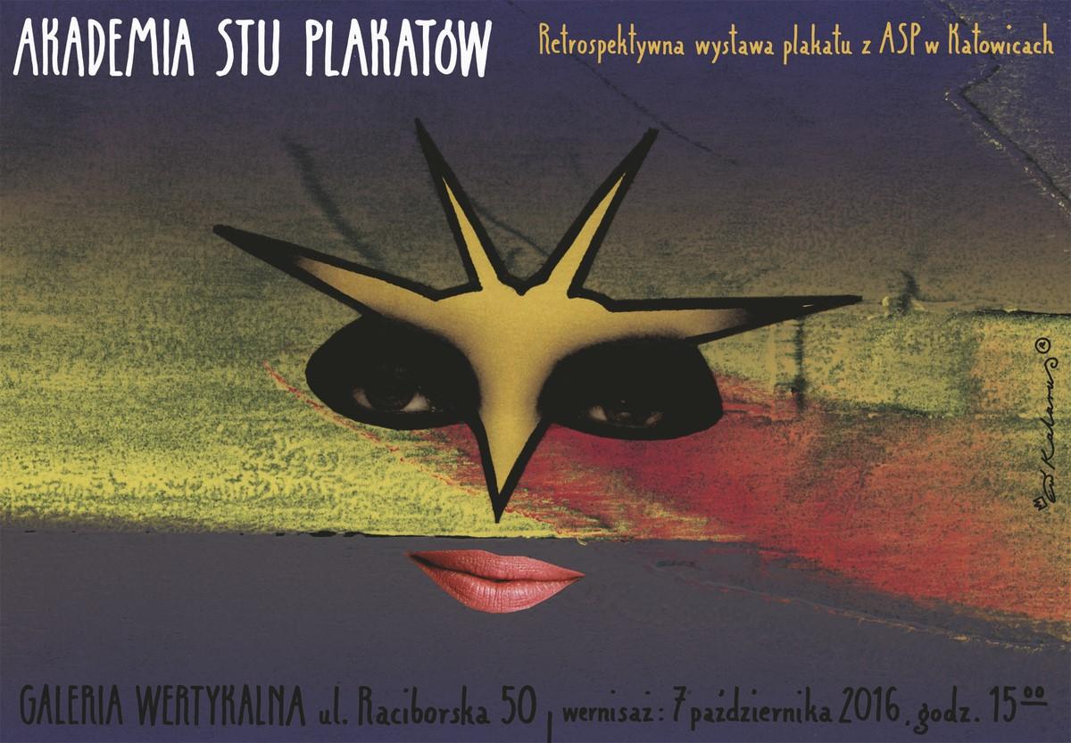 """""""Akademia 100 plakatów"""" (źródło: materiały prasowe organizatora)"""