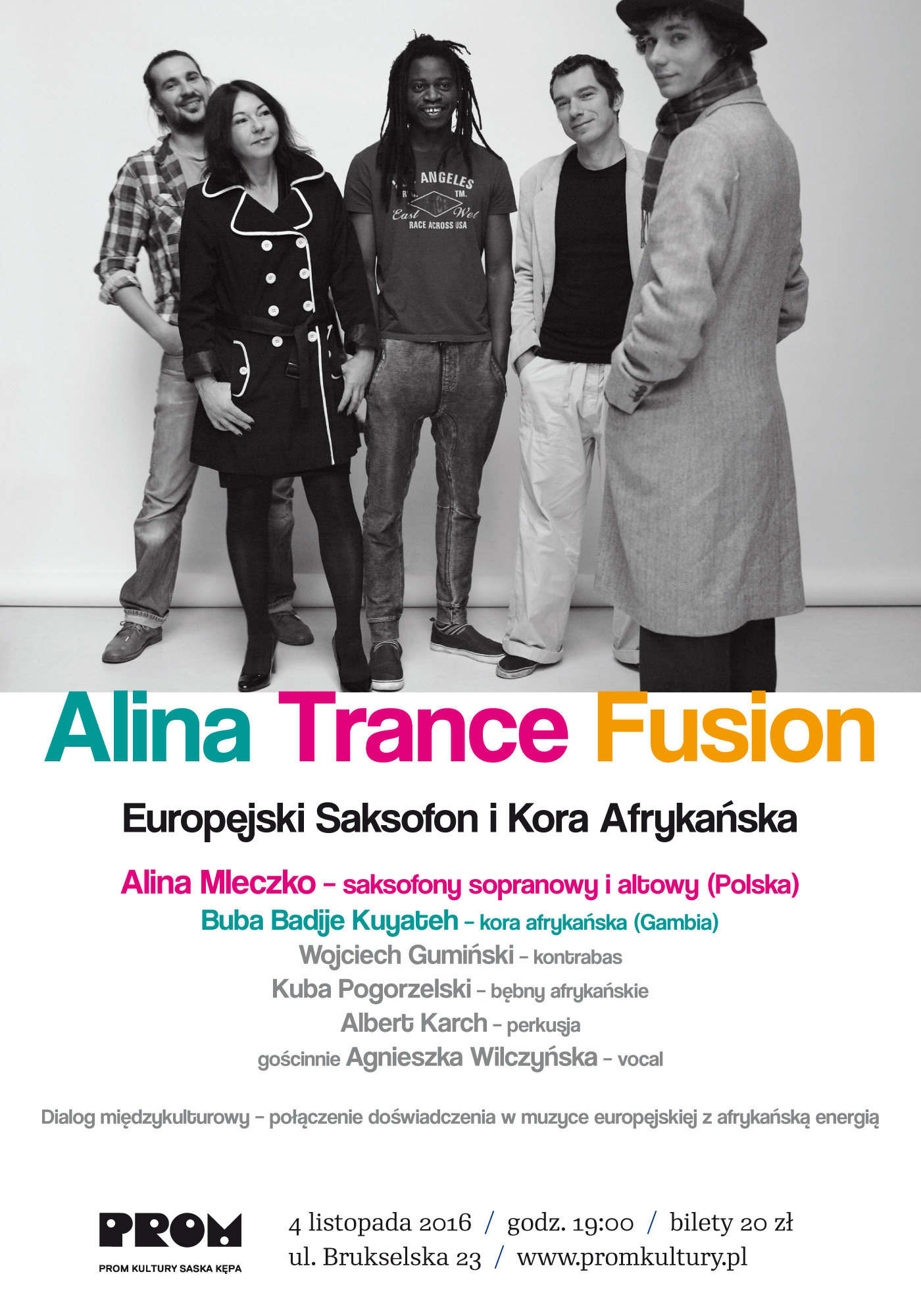 Alina Trance Fusion (źródło: materiały prasowe organizatora)