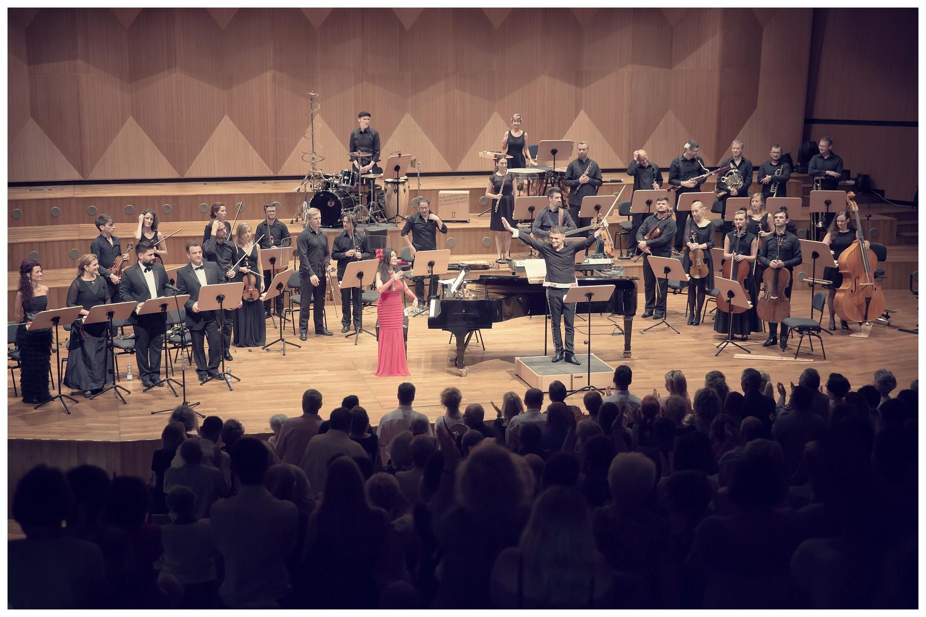 Baltic Neopolis Orchestra, fot. Radek Kurzaj (źródło: materiały prasowe organizatora)