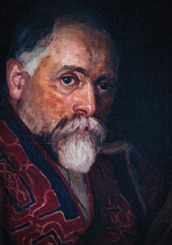 Bronisław Piłsudski, Krój Ajnów z 1912 r., autor: Adomas Varnas (źródło: materiały prasowe organizatora)