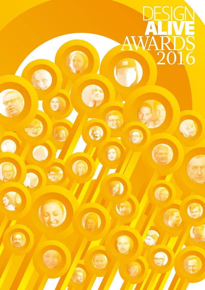 """Design Alive Award 2016"" (źródło: materiały prasowe organizatora)"