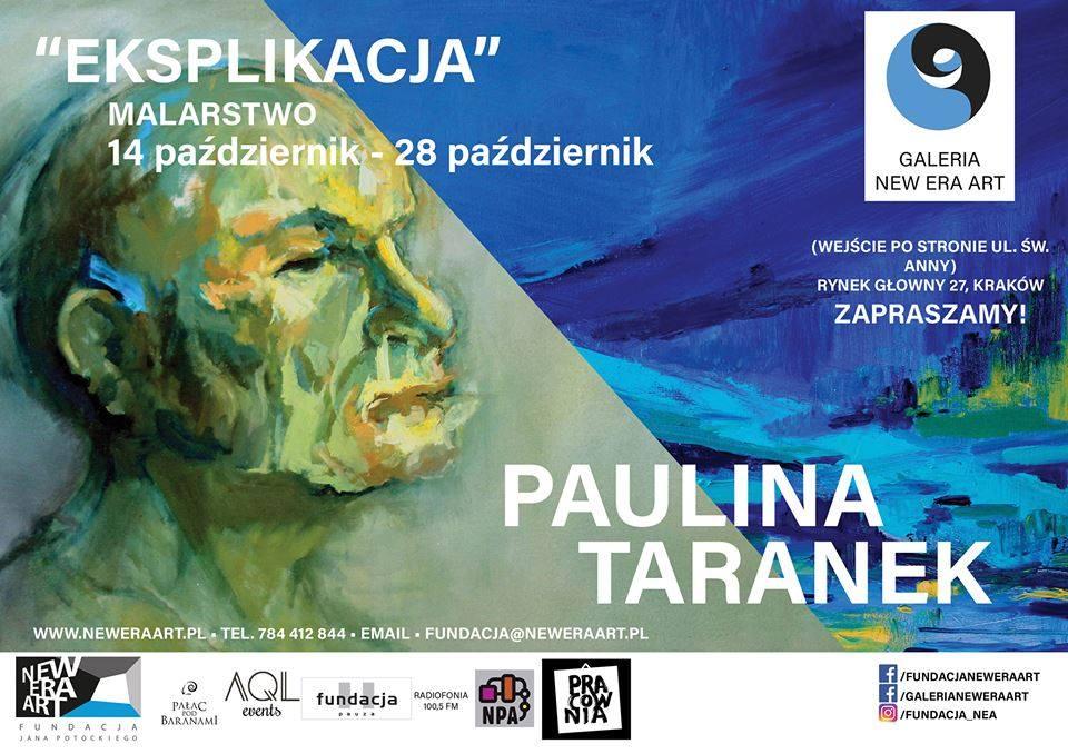 """Paulina Taranek, """"Eksplikacja"""" (źródło: materiały prasowe organizatora)"""