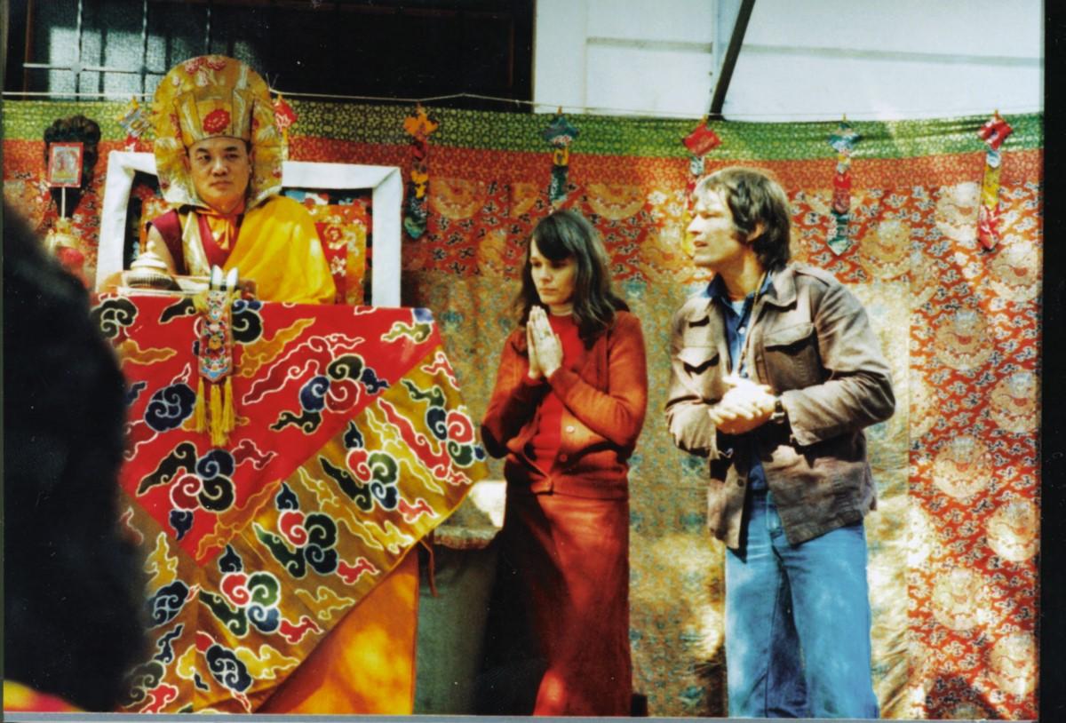 """""""Hannah. Nieznana historia buddyzmu"""", reż. Marta György-Kessler i Adam Penny (źródło: materiały prasowe dystrybutora)"""